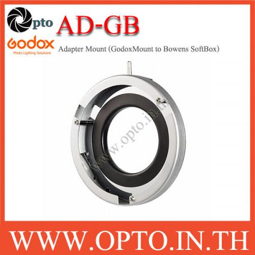 AD-GB Adapter Mount (GodoxMount to Bowens SoftBox)