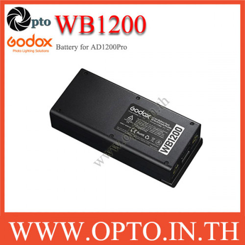 WB1200 Battery for AD1200Pro
