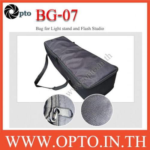 BG-07 Carrying bag for Light stand , Flash Studio and LED Sportlight กระเป๋าไฟแฟลชสตูดิโอLED