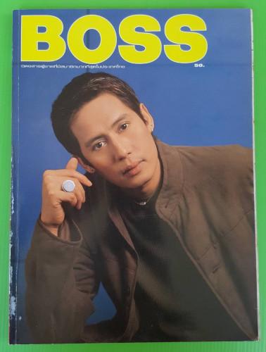 BOSS Vol.7 No.78  ปก เบิร์ด ธงไชย