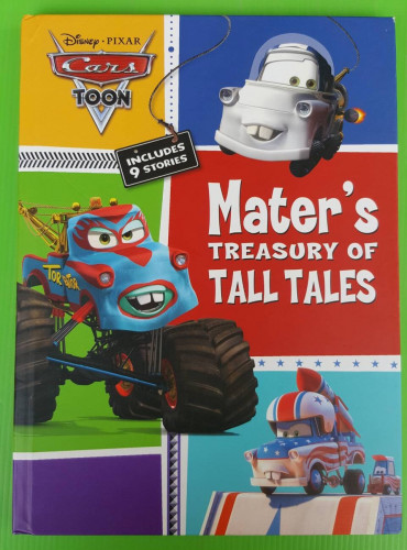 Mater's TREASURY OF TALL TALES