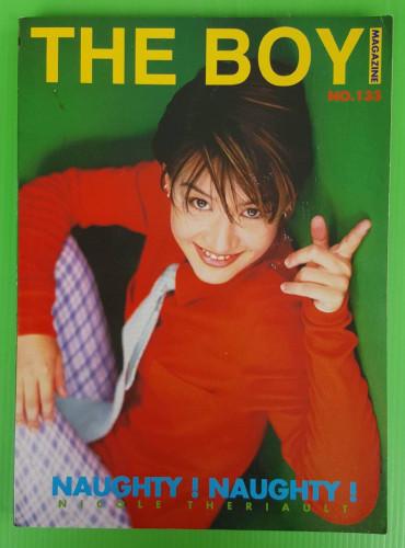 THE BOY NO.133 ปกนิโคล