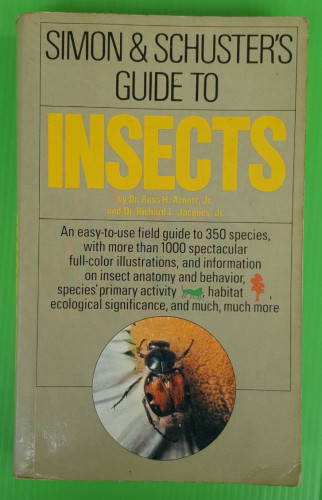 SIMON & SCHUSTER'S GUIDE TO INSECTS