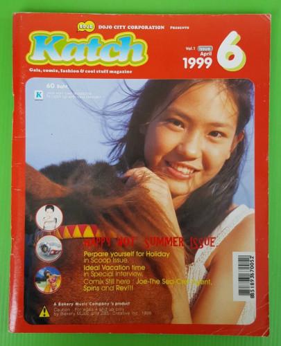 Katch Vol.1 Issue.6
