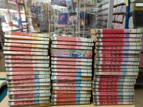 สามก๊ก -มิตสึเทรุ  โยโกยามะ (Manga Books) 1-60จบ*เล่ม 34-36จะเป็นรวมเล่มใหญ่เล่มเดียว