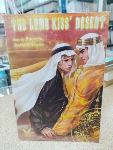 The Long Kiss Desert - Bacteria (Nabu)