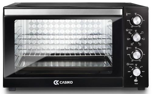 เตาอบลมร้อน80ลิตร คาสิโกCASIKOรุ่นใหม่CK-5599 ฮีทเตอร์M shapeแยกอุณภูมิอิสระบนล่าง ส่งฟรีถึงที่