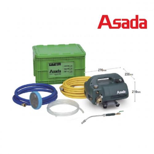 เครื่องทดสอบรอยรั่วแบบ ไฟฟ้า EP 40 ASADA