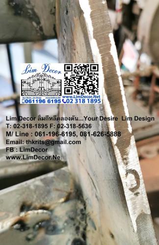 LD-B2601ราวบันไดวนเหล็กแฟชั่นดัดโค้งDNAพื้นสมาร์ทบอร์ด Design Wrought Iron Steel Spiral Staircase 1