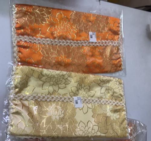 ผ้าหุ้มใบลาน ผ้าห่อกัณฑ์เทศน์ 2