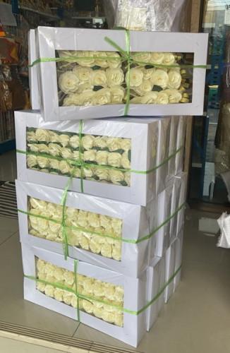 ดอกไม้จันทน์วีไอพี  ดอกไม้จันทน์ไฮโซ ดอกไม้จันทน์ชาววัง ดอกไม้จันทน์สวยๆพิเศษ VIP 4