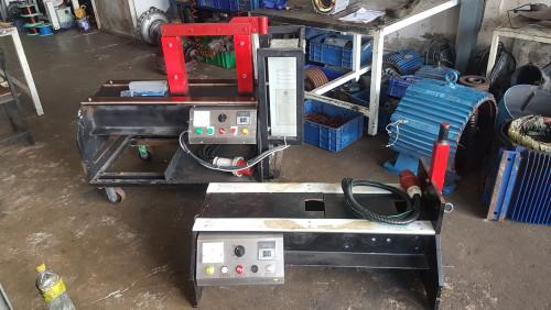 Tornado Bearing Heater 12 kVA. 4