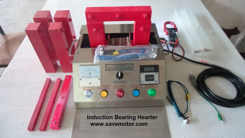 Tornado Bearing Heater 1