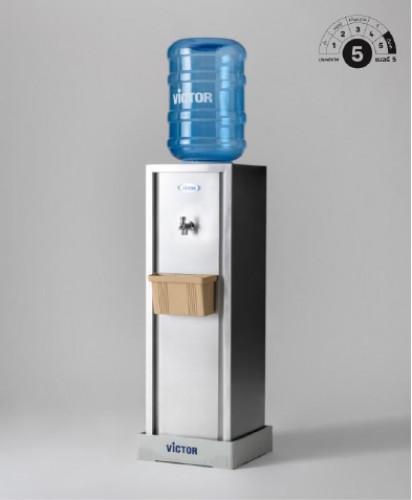 VT 11A ตู้ทำน้ำเย็น ตราวิคเตอร์ (Victor Brand)  1 ก็อกน้ำ