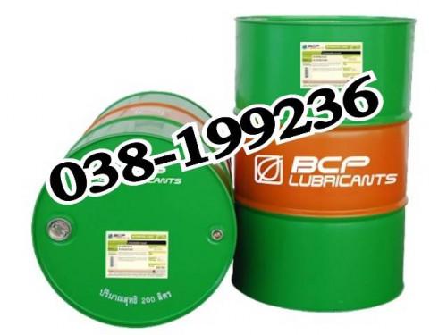 น้ำมันเกียร์อุตสาหกรรมชนิดผสมกราไฟต์ บางจาก เกียร์อุตสาหกรรม โอจีแอล BANGCHAK INDUSTRIAL GEAR OGL