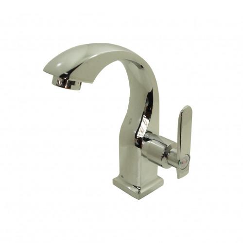 ก๊อกอ่างล้างหน้า-ล้างมือ ทรงสูง สวอนซี