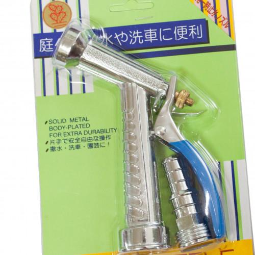 ปืนฉีดน้ำ โครเมี่ยม อย่างดี JAPAN 1