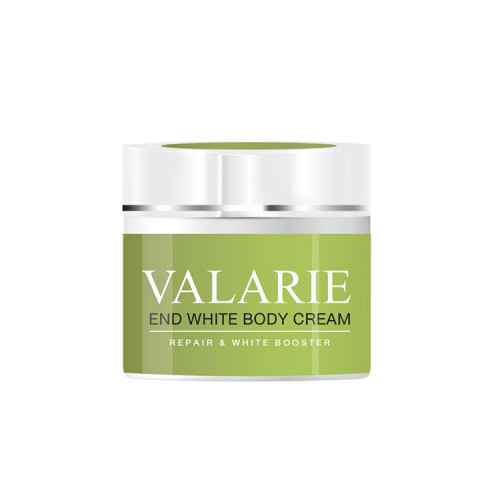 Valarie End White Body Cream 250 g. วลารี่ เอ็น ไวท์ บอดี้ ครีม ราคาถูก W.315 รหัส. BD619