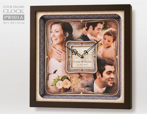 นาฬิกากรอบรูป PW001A