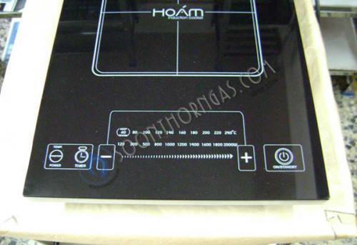 เตาแม่เหล็กไฟฟ้า HOAM รุ่น TS-S200 (Luckyflame)