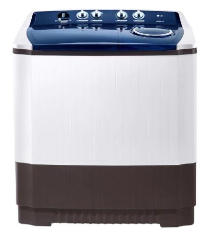 เครื่องซักผ้า 2 ถัง แอลจี LG รุ่น TT16WAPG ระบบ Roller Jet ขนาด 16 กก._Copy