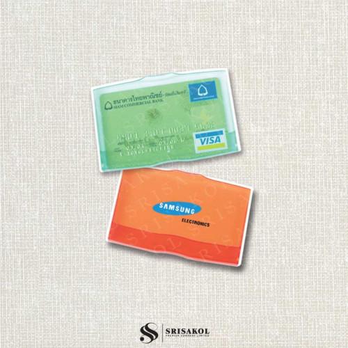 ตลับใส่นามบัตร พลาสติก นำเข้า รหัส A2127-1I