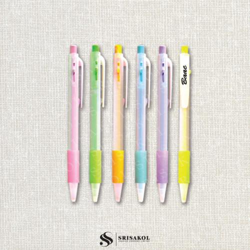 ปากกา คละสี รหัส A2119-3P