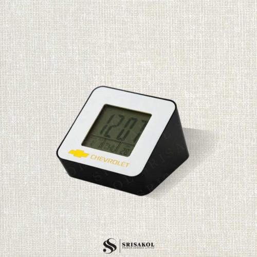 นาฬิกาตั้งโต๊ะ นำเข้า รูปทรงสี่เหลี่ยม  รหัส A2104-1I