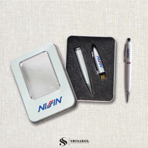 ปากกา Flash Drive ความจุ 16 GB นำเข้า รหัส A2211-2F 3