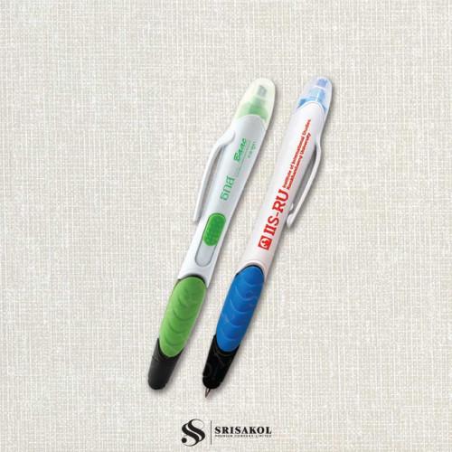 ปากกา Ball Pen + iTouch + Highlighter นำเข้า รหัส A2118-11I