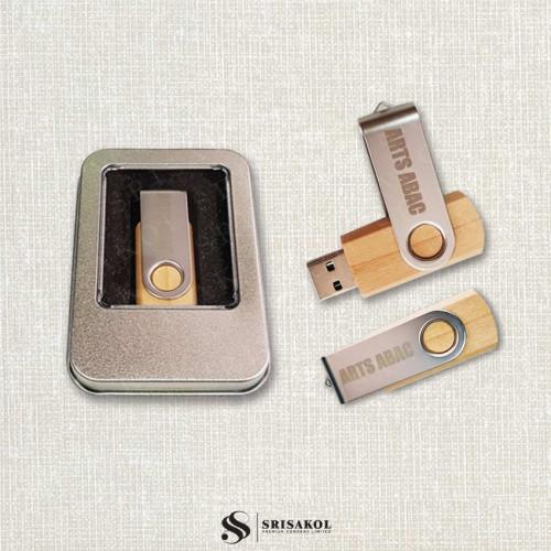 Flash Drive ไม้ (16 GB)  นำเข้า รหัส A2126-5FA