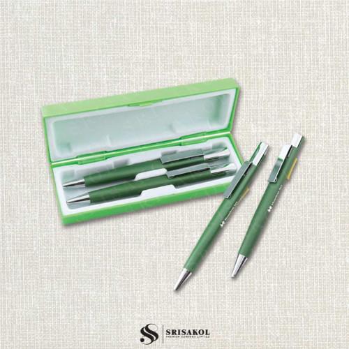 ชุดปากกา+ดินสอ นำเข้า รหัส A2210-11I