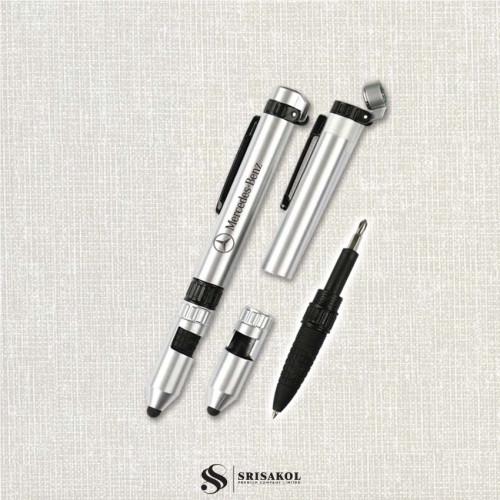 ปากกา 5 in 1 นำเข้า รหัส A2118-30I