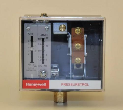 เพรสเชอร์สวิทช์ Pressure switch ฮันนี่เวลล์ Honeywell รุ่น L404F1078 / L404F1441 / L404F1102 / L404F