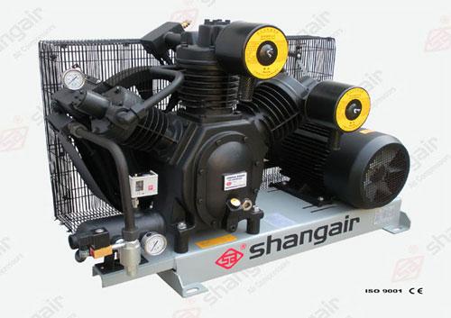 09WM Series Air Compressor (Single-Engine Set)