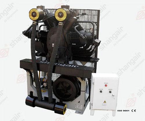 09SH Series Air Compressor (Vertical Single Set)