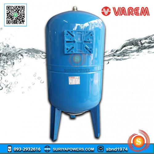 VAREM TANK ถังควบคุมแรงดันน้ำ US 100 362 -100 ลิตร