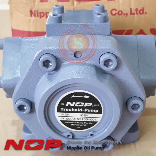 NIPPON OIL นิปปอน **ปั๊มน้ำมันเตา รุ่น TOP - N320HVB