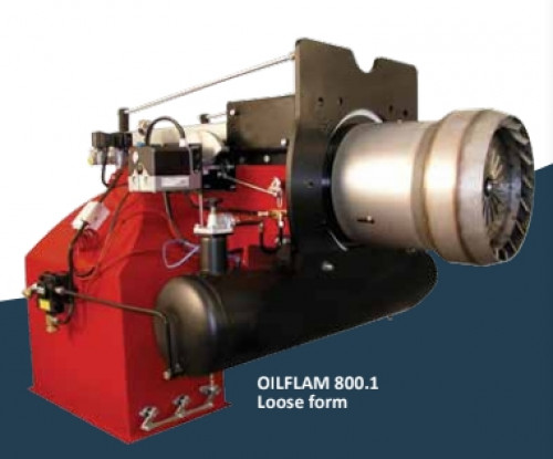 หัวพ่นไฟ I Ecoflam I น้ำมันเตา I รุ่น OILFLAM - 300