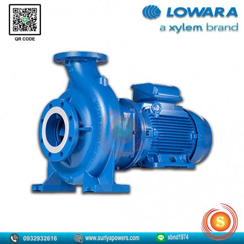 ปั๊มน้ำ LOWARA I ENSCS I NSCS 80-250/370 I Close Coupled Centrifugal Pumps