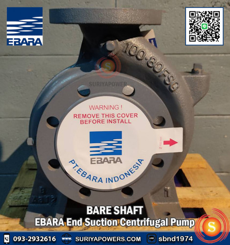 EBARA Bare Shaft เอบาร่า รุ่น 200x150 FSNA