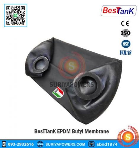 ถุงไดอะแฟรม Membrane Besttank 2000L (Vertical)