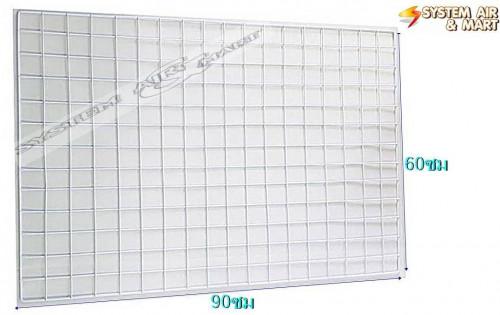 ตะแกรงชุบพลาสติก60x90ซม สีขาว/ดำ โปรลดสะใจ ราคา 65 บาท สั่งขั้นต่ำ 30 แผง ปลีกแผงละ 75 บาท 4