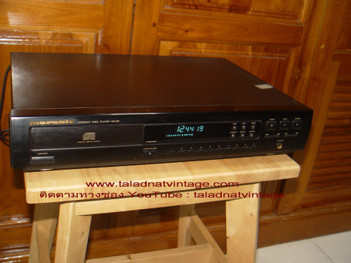 เครื่องเล่น CD Marantz CD-53 ใช้งานได้ปกติ