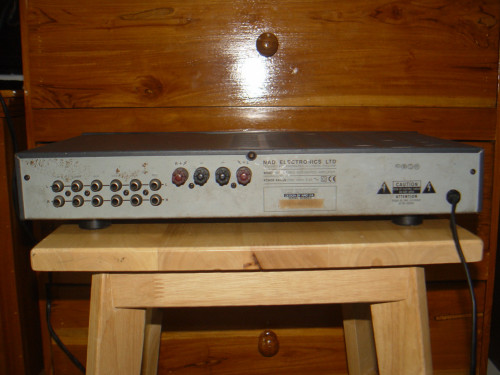 NAD 310 Stereo Integrated Amplifier รุ่นผลิตในอังกฤษ 3