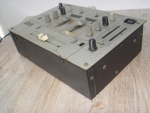 PIONEER DJ MIXER DJM-300-S Preamp/Mixer 3