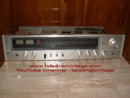 TANIN TFR-2244 รีซีฟเวอร์ ธานินทร์ ระบบ Stereo MPX รุ่นนิยม
