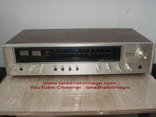 TANIN TFR-2244 Receiver ธานินทร์ Stereo