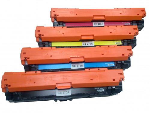 หมึกพิมพ์ Hp Color Laser M775 MFP
