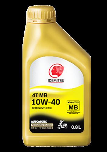 IDEMITSU 4T MB SAE 10W-40 SEMI SYNTHETIC